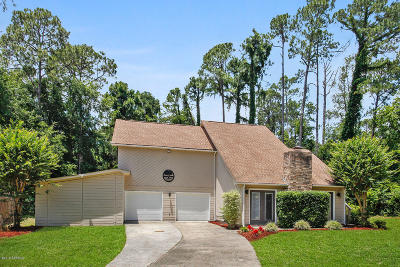 Beaufort County Single Family Home Under Contract - Right Of Firs: 5950 Pleasant Farm Court #---