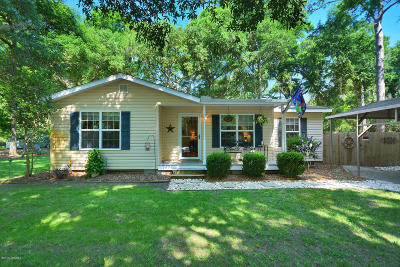 Single Family Home Under Contract - Take Backup: 13 Little Capers Road
