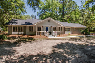 Beaufort County Single Family Home For Sale: 29 Varsity Street