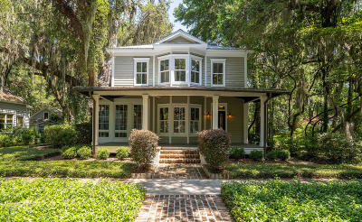 Beaufort County Single Family Home For Sale: 38 Newpoint Road