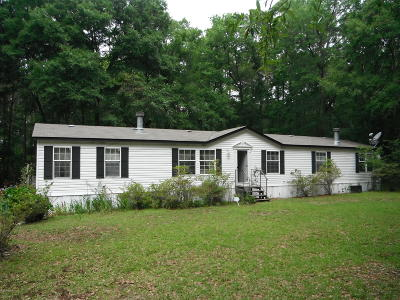 Beaufort County Mobile Home For Sale: 251 Little Capers Road