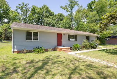 Beaufort County Single Family Home Under Contract - Take Backup: 1512 Camellia Road