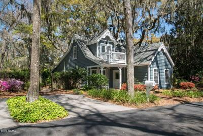 Port Royal Single Family Home For Sale: 15 Shipwright Circle