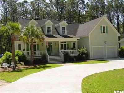 Beaufort Single Family Home For Sale: 243 Pleasant Point Drive