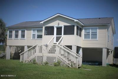 Beaufort County Single Family Home For Sale: 16 View Point Circle