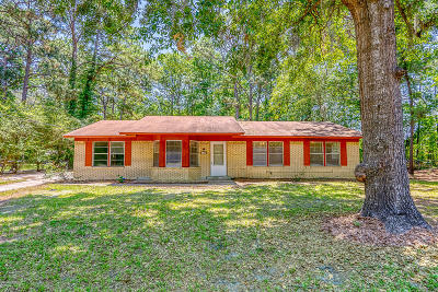 Beaufort Single Family Home For Sale: 199 Bay Pines Road