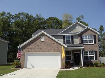 Beaufort Single Family Home For Sale: 48 Cedar Creek Circle