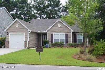 Beaufort Single Family Home For Sale: 8 Harbison Place