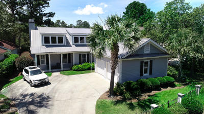 Beaufort County Single Family Home For Sale: 1306 Rowland Drive