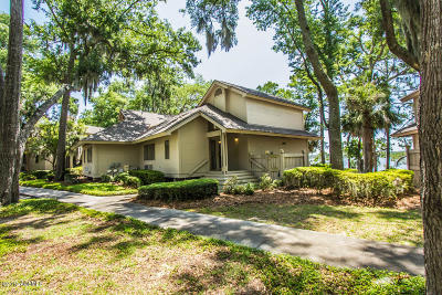 Beaufort County Condo/Townhouse For Sale: 2010 Bluff Villas Road
