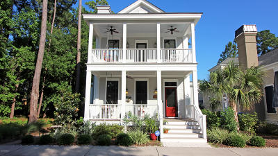 Beaufort Single Family Home For Sale: 11 Tuscarora Trail
