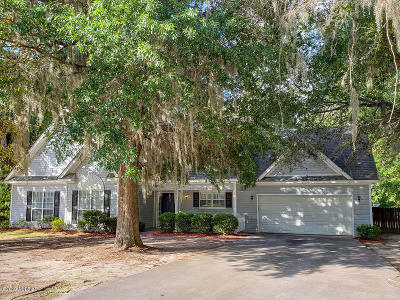 Beaufort County Single Family Home For Sale: 2 Raymond Court