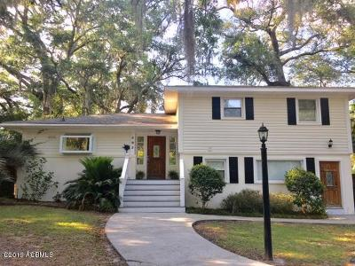 Beaufort County Single Family Home Under Contract - Take Backup: 503 Mystic Drive E