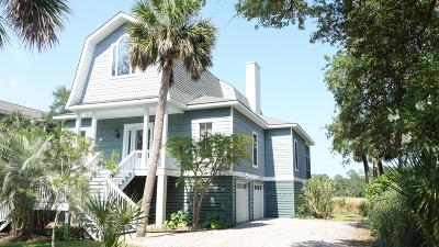 Fripp Island Single Family Home For Sale: 116 Sand Piper Run
