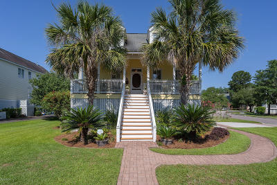 Beaufort Single Family Home Under Contract - Take Backup: 102 Patrick Drive