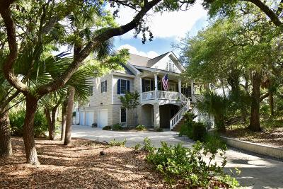 Beaufort County Single Family Home For Sale: 273 Tarpon Boulevard