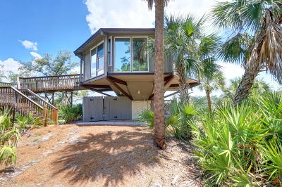 Fripp Island SC Single Family Home Under Contract - Take Backup: $210,000