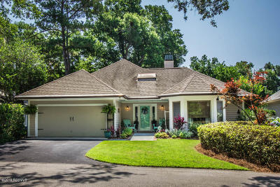 Beaufort County Single Family Home Under Contract - Take Backup: 127 Locust Fence Road