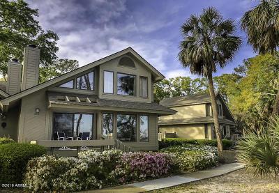 Dataw Island Condo/Townhouse For Sale: 2017 Bluff Villas Road