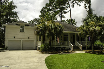 Beaufort County Single Family Home For Sale: 1705 Longfield Drive