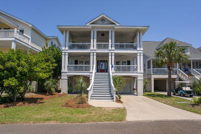 Beaufort County Single Family Home For Sale: 68 Davis Love Drive