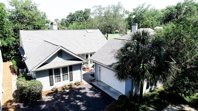 Beaufort County Single Family Home For Sale: 18 S Boone Road