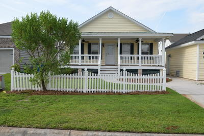 Baufort, Beaufort, Beaufot, Beufort Single Family Home Under Contract - Take Backup: 6 Congaree Way