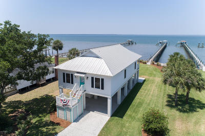 Beaufort County Single Family Home For Sale: 23 Bay Point Road