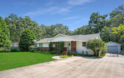 Beaufort Single Family Home Under Contract - Take Backup: 1703 Battery Creek Road