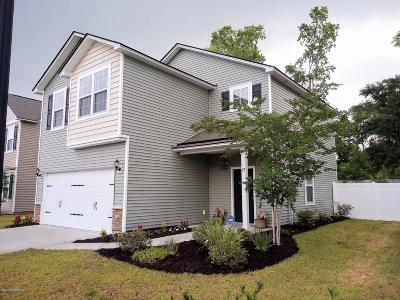 Beaufort Single Family Home For Sale: 13 Tugaloo Drive
