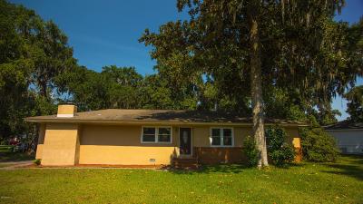 Beaufort, Beaufort Sc, Beaufot Single Family Home For Sale: 3005 Broad River Drive