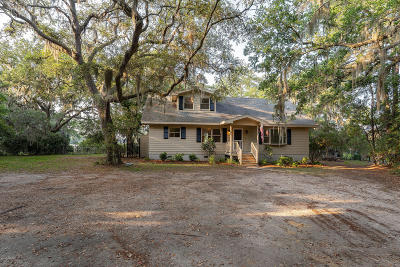 Beaufort County Single Family Home For Sale: 6 Bajala Drive E