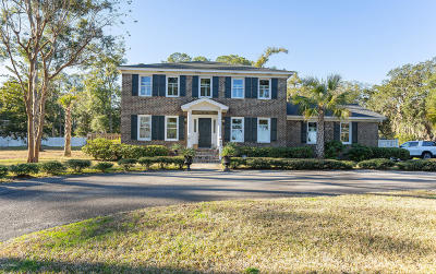 Beaufort County Single Family Home For Sale: 37 Stuart Town Court