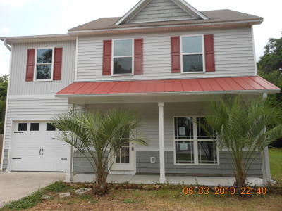 Beaufort County Single Family Home For Sale: 17 Kaminsky Lane