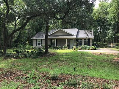 Beaufort Single Family Home Under Contract - Take Backup: 20 Miller Drive W
