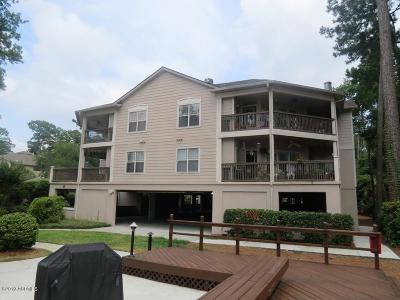 Beaufort County Condo/Townhouse For Sale: 80 Paddle Boat Lane #821