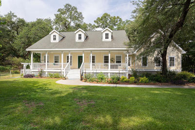 Beaufort Single Family Home For Sale: 3 Webb Way