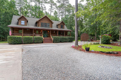 Beaufort Single Family Home For Sale: 360 County Shed Road