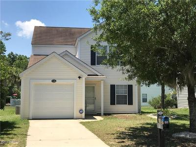 Bluffton Single Family Home For Sale: 126 Stoney Crossing
