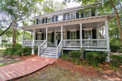 Beaufort Single Family Home For Sale: 6 Hayek Street