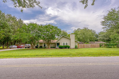 Hardeeville Single Family Home For Sale: 184 Sanders