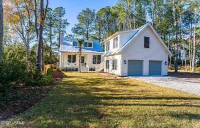 Beaufort Single Family Home For Sale: 30 Stoney Island Drive