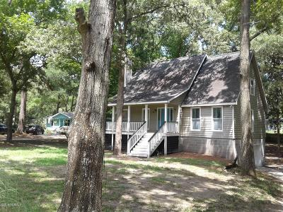 Beaufort County Single Family Home For Sale: 34 Ashley Drive