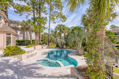 Hilton Head Island Single Family Home For Sale: 44 Wexford Club Drive
