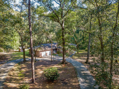 Yemassee Single Family Home For Sale: 955 Kings Highway