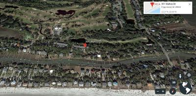 Fripp Island Residential Lots & Land For Sale: 391 Wahoo Drive