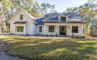 Beaufort Single Family Home For Sale: 334 Brickyard Point Road S