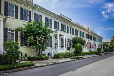 Beaufort Condo/Townhouse For Sale: 9 Assembly Row