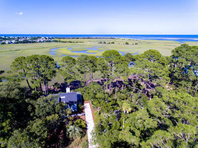 Beaufort County Single Family Home For Sale: 27 Ocean Marsh Lane