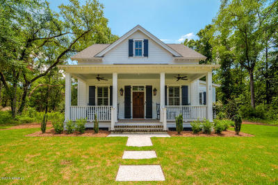 Beaufort County Single Family Home For Sale: 26 Sweet Olive Drive